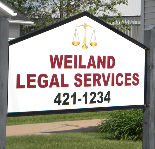 Weiland Legal Services - Weiland Law Office